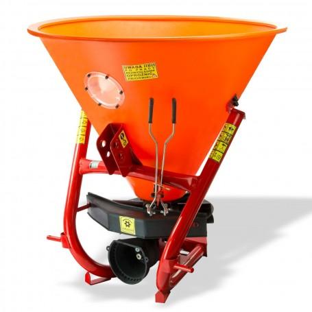 Rozmetadlo hnojiva a zimního posypu 400 L pro traktor Kat. 1 + 2