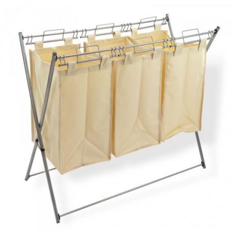 Třídící koš na prádlo Metall