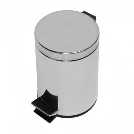 Odpadkový koš 5 L, nerez