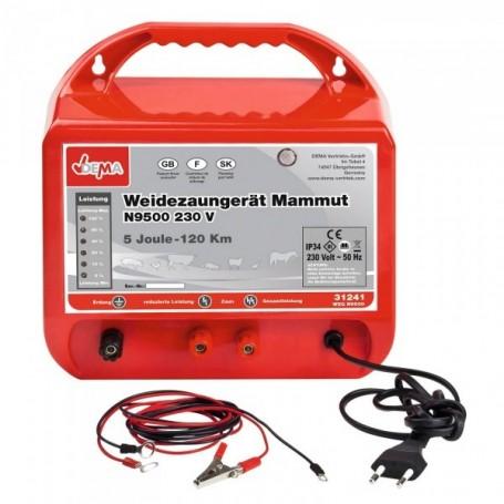 Elektrický ohradník Mammut 230 V N9500 230V