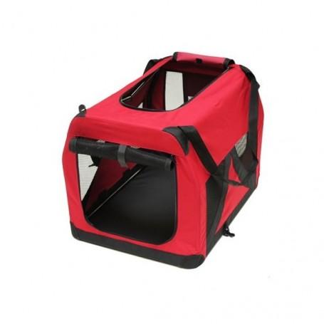 Box pro psa / kočku červený 70 x 52 x 52 cm