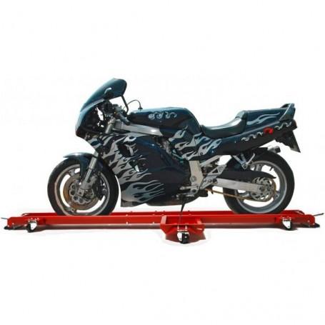 Pojízdný stojan na motorku 567 kg