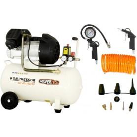 Kompresor se sadou nářadí WT 401/08/50 KIT12
