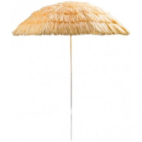 Slunečník Hawaii 160 cm béžový