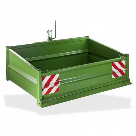 Kontejner zadní  FSL 180 cm, zelený