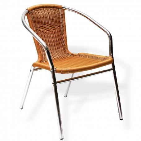 Hliníková zahradní židle Comfort