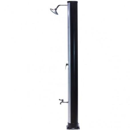 Solární sprcha 35 L Basic, stříbrná