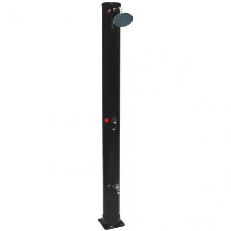 Solární sprcha 35 L Basic, černá