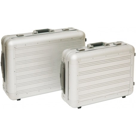 Sada hliníkových kufrů na kolečkách Set 2v1