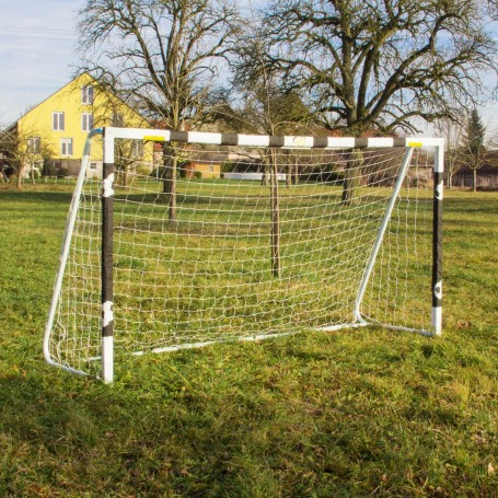 Fotbalová branka se sítí Turin, 300x90x160 cm