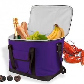 Chladící taška 32 l CoolBag fialová
