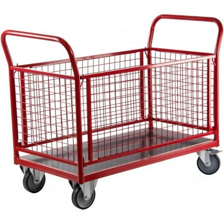 Přepravní vozík s bočnicemi