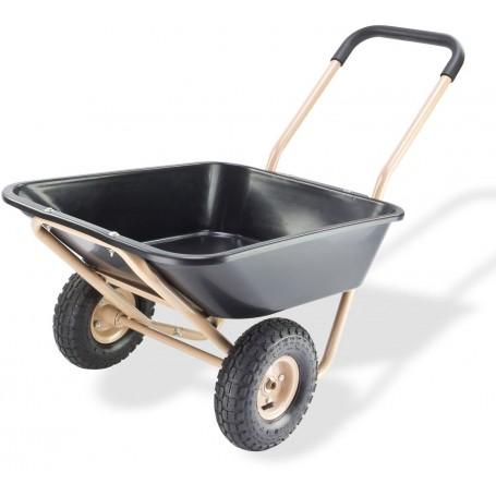 Ruční dvoukolový vozík 50 L HW80