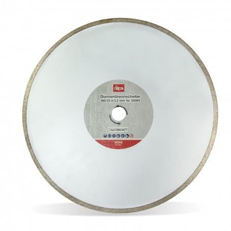 Kotouč diamantový řezný 350/25,4/3,2 mm