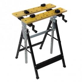 Skládací pracovní stolek upínací DWB100