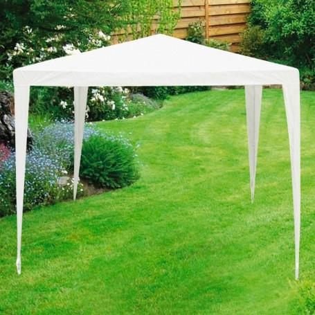 Zahradní pavilon 290x290x245 cm, bílý
