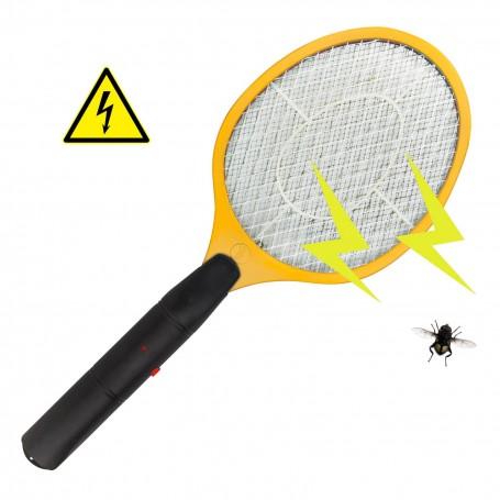 Elektrická mucholapka na hmyz, žlutá