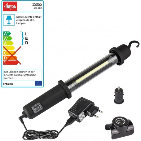 Akumulátorové LED pracovní světlo LED COB STL 60A
