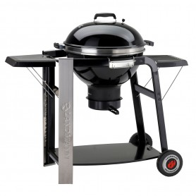 Kulový gril na vozíku Black Pearl Select 58 cm