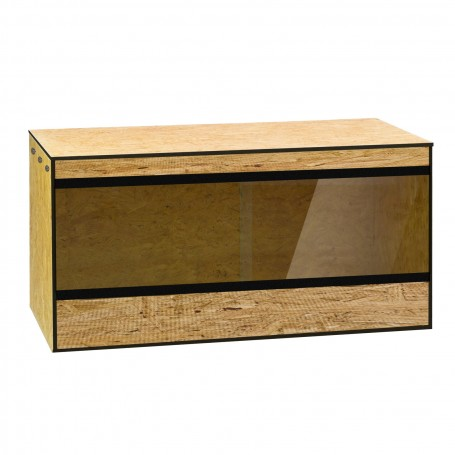 Dřevěné terárium 120x60x60 cm HT120