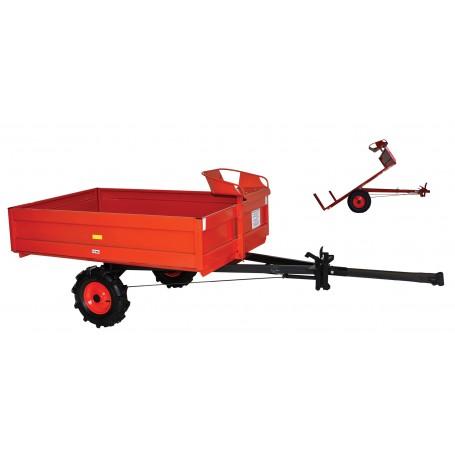 Přívěsný vozík se sedadlem PVT-400 TK-005