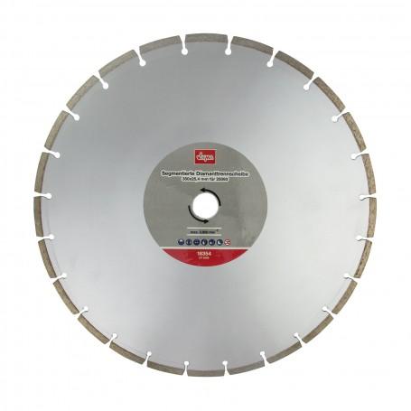 DEMA Diamantový řezný kotouč segmentovaný 350 mm/25,4 mm