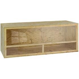 Dřevěné terárium 150x60x60 cm Samos