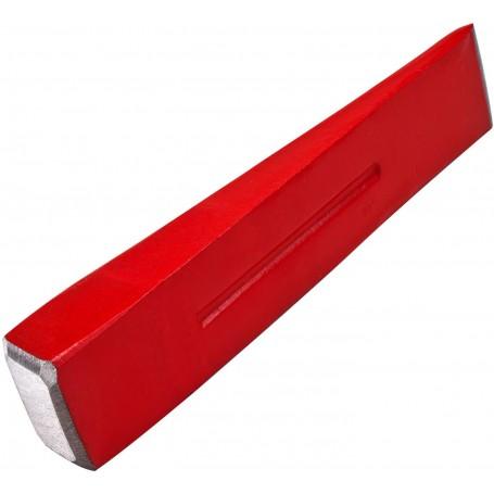 Štípací klín kovový 2 kg, červený