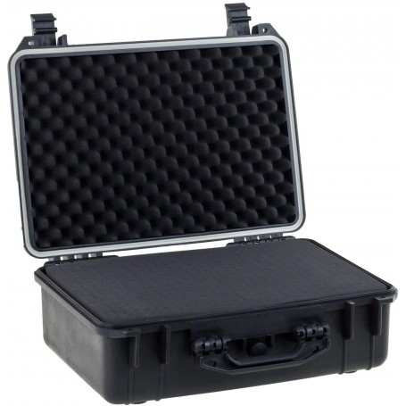 Vodotěsný kufr na fototechniku 20 L, černý