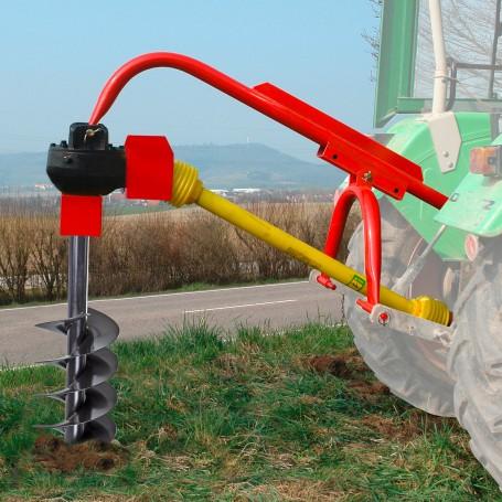 Zemní vrták na vývodový hřídel traktoru 300 mm