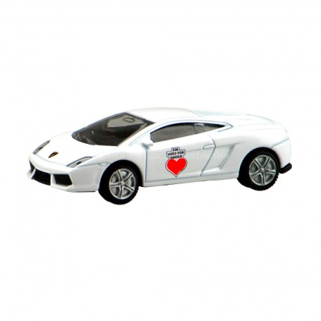 Lamborghini Srdce pro děti 1497