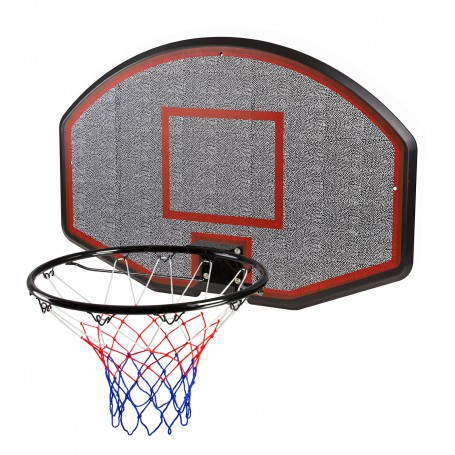 Basketbalová deska s košem se síťkou