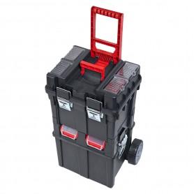 Pojízdný kufr na nářadí HD Compact 495x350x712 mm