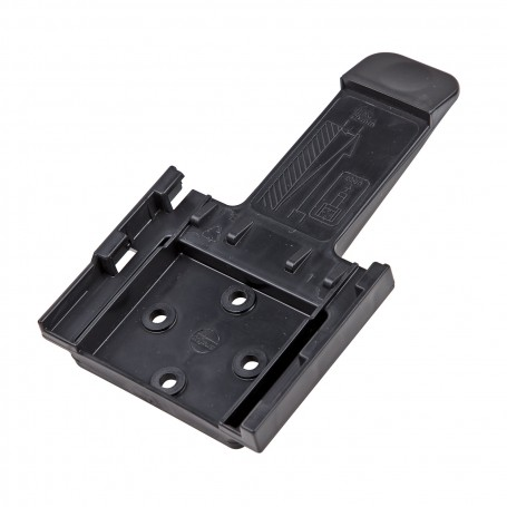 PVC držák na brzdící klín pro přívěs, černý
