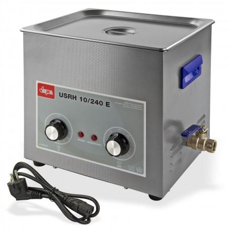 Ultrazvuková čistička s ohřevem USRH 10/240 E