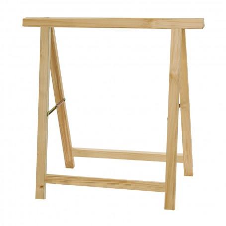 Dřevěná skládací koza Smrk 80 kg