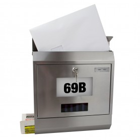 Solární poštovní schránka Solar