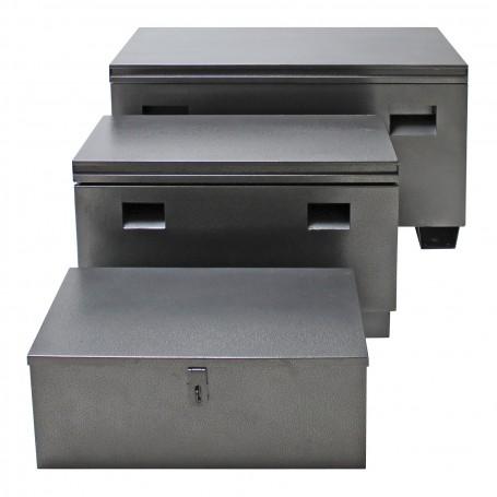 Sada kovových boxů na nářadí 90 / 170 / 420 L Box Set 3