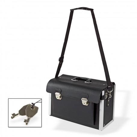 Elektrikářský kufr na nářadí Leder