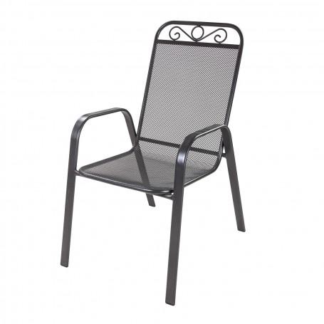 Kovová židle Hollywood