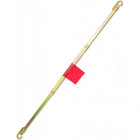 Skládací tažná tyč na auto 2,5T