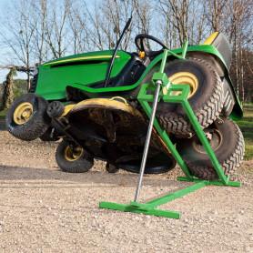 Zvedák na čištění sekaček a ATV BTH400