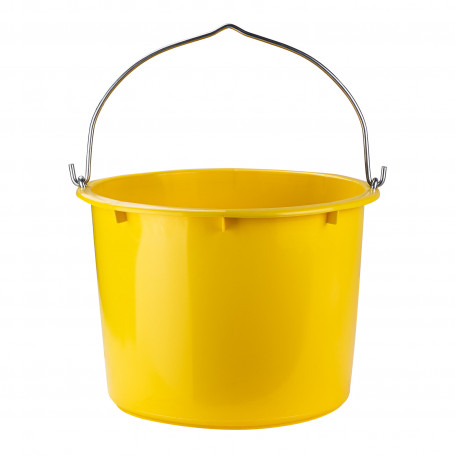 Stavební vědro 20 litrů, žluté
