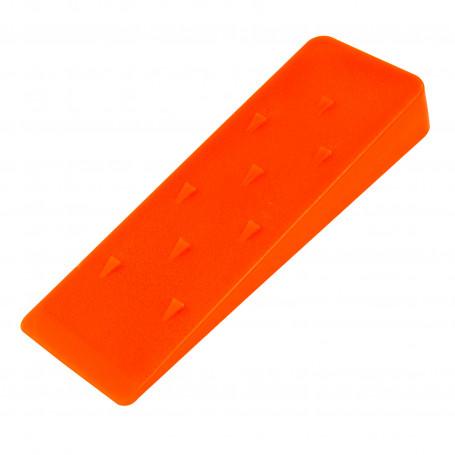 Štípací klín 200x70x30 mm, oranžový