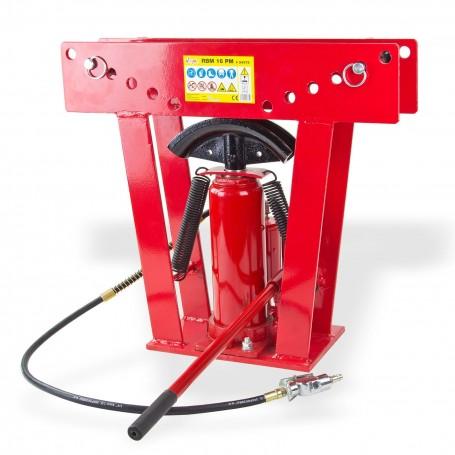 Hydraulicko-pneumatická ohýbačka trubek 16T RBM16PM
