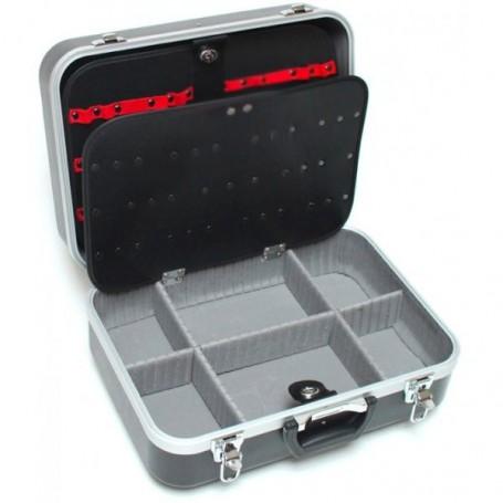 Pojízdný kufr na nářadí ABS 6+