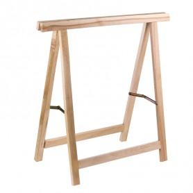 Dřevěná skládací koza malířská Buk 100 kg