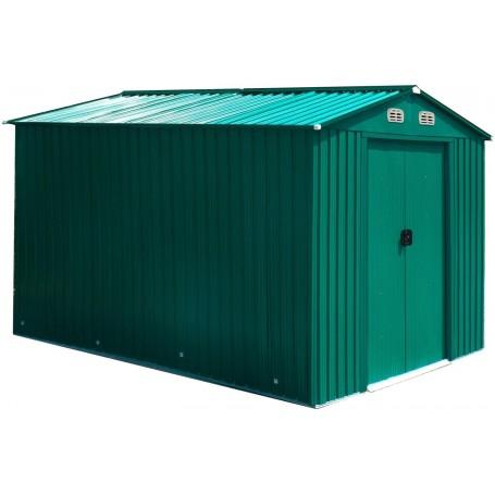 Kovový zahradní domek XXL 7,45 qm