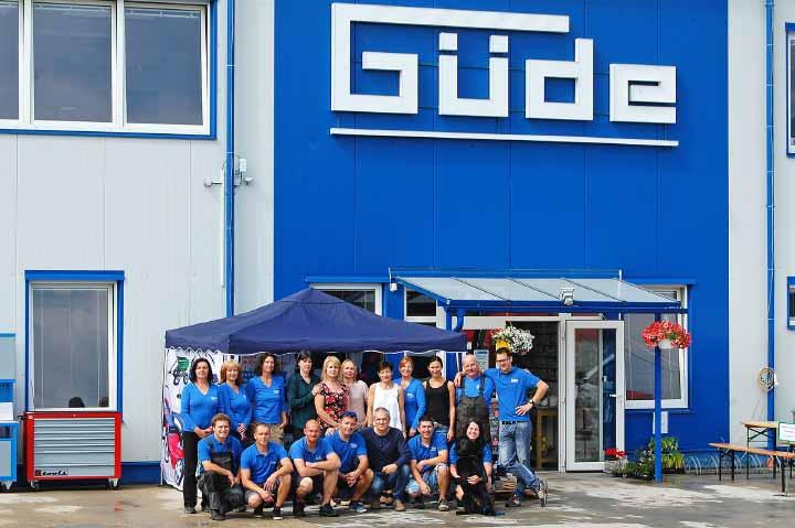Kolektiv GÜDE Slovakia, s.r.o.